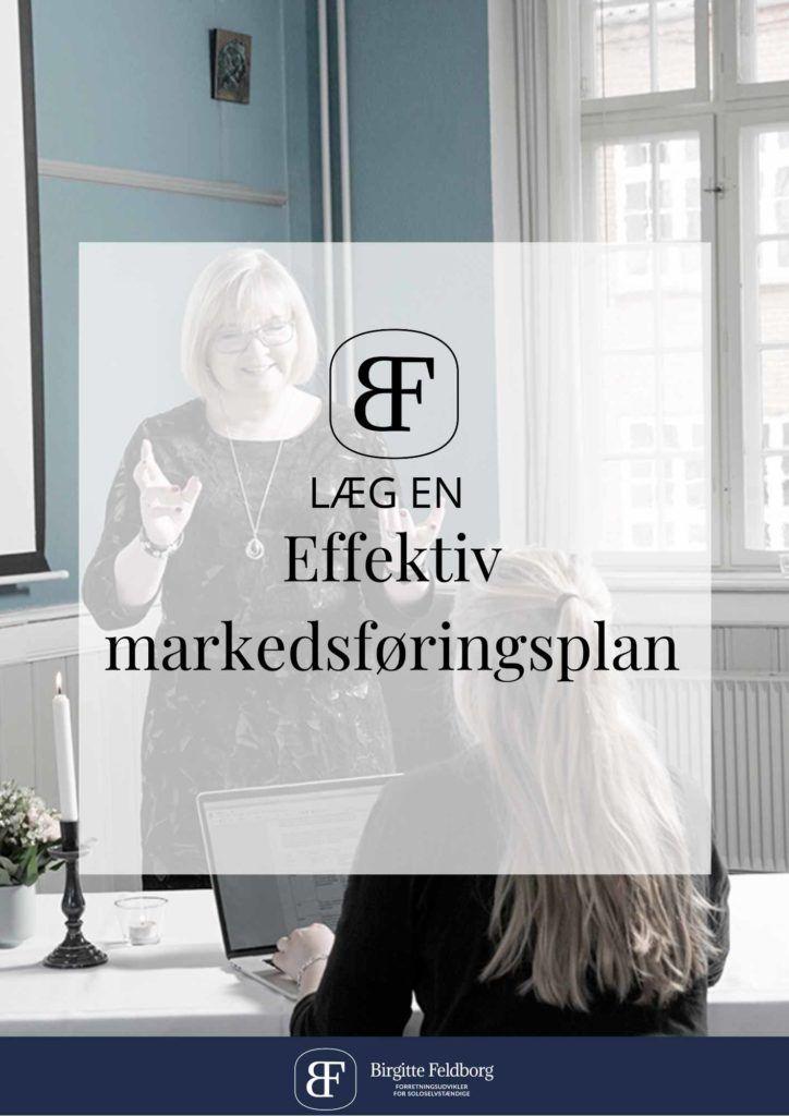 effektiv markedsføringsplan